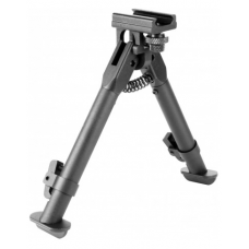 AR-15 RAIL MOUNT BIPOD (SHORT): *BPARSS