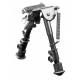 H-STYLE SPRING TENSION BIPOD (Short): *BPHS01