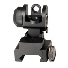 AR15/M16 A2 DUAL APERTURE REAR FLIP UP SIGHT