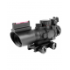 PRISMATIC SERIES 4X32MM RIFLESCOPE W/ RAPID RANGING RETICLE: *JTSFO432G-N