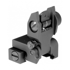 AR-15 REAR FLIP-UP SIGHT: *MT201