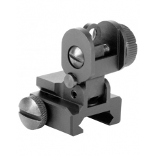 AR-15 / M16 A2 REAR FLIP-UP SIGHT: *MT035