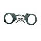 Rothco Black Professional Detective Handcuffs