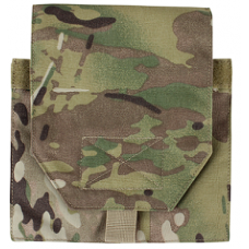 VAS Side Plate Pouch with MultiCam: *221124-008