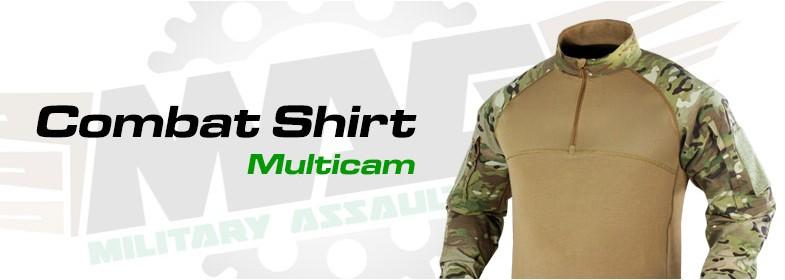 Combat Shirt MC
