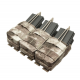 Triple Stacker M4 Mag Pouch A-TACS: *MA44-009