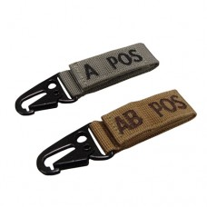 Blood Type Key Chain: *214