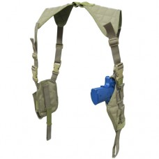 Vertical Shoulder Holster: *ASH